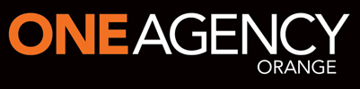 ONE Agency Orange